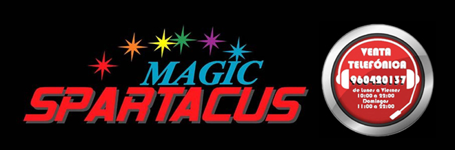 Magic Spartacus
